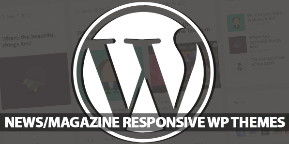 Fresh News & Magazine Responsive WordPress Themes