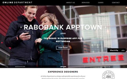 Responsive Web Design – 35 Fresh Examples | Web Design