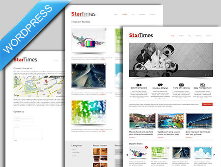Star Business WordPress Professional Theme