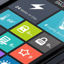 Post thumbnail of 50 Flat Mobile UI Design with Remarkable User Experience