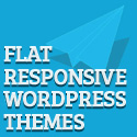 Flat & Responsive WordPress Themes