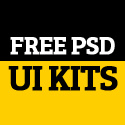 Post thumbnail of 28 Free PSD UI Kits For Mobile Apps & Web Design