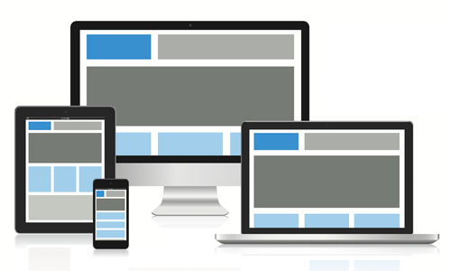 Implementation of Responsive Website Design