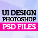 Post Thumbnail of 50 Useful UI Design Free PSD Files