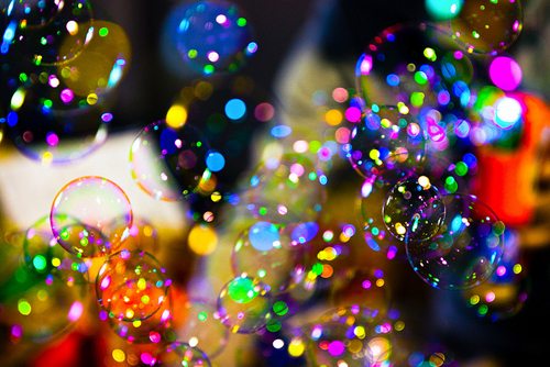 Bokeh photography