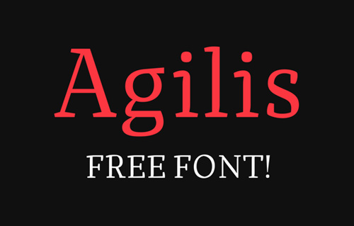Free Fonts for Designers