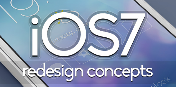 26 Beautiful iOS 7 Redesign Concepts