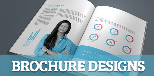 Professional Brochure Designs (Premium Collection)