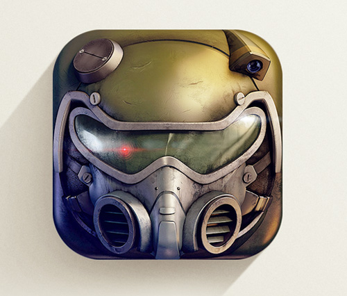 Future Soldiers App Icons