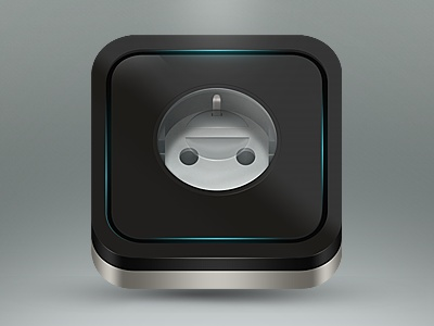 Power Socket App Icon