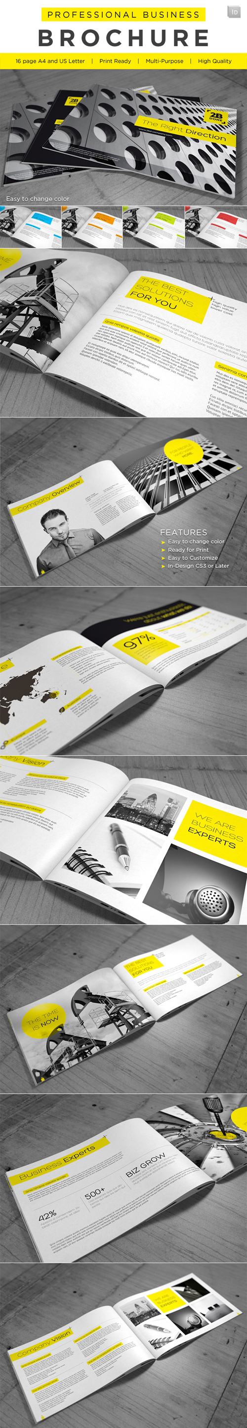 Professional Brochure Designs | Design | Graphic Design Junction