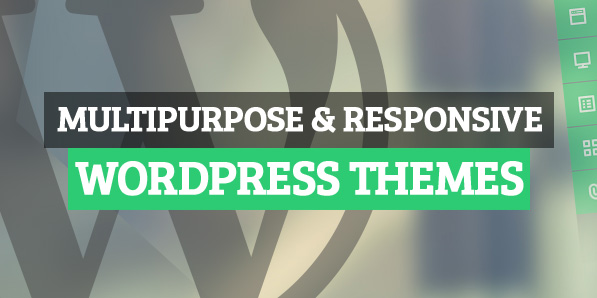 New Premium Responsive WordPress Themes