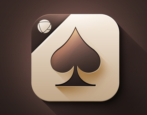 Spades Game App Icon