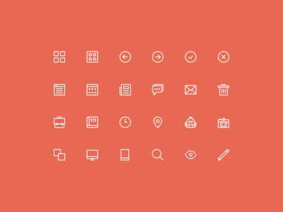 flat design resources