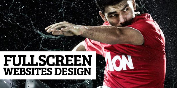 Fullscreen Websites Design – 25 Inspiring Examples