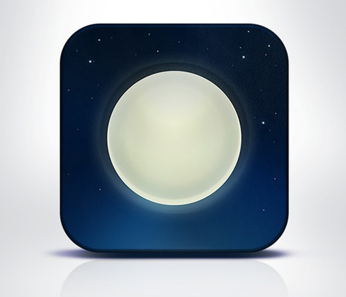 iOs app icon Nightly