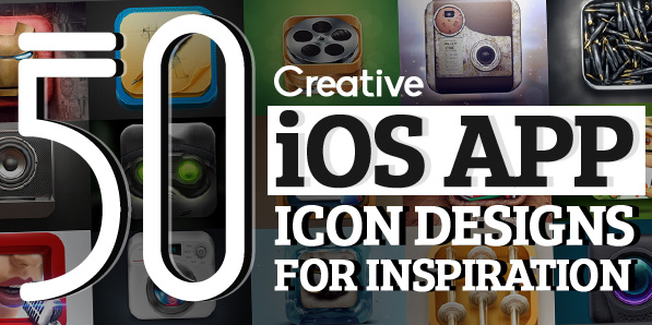 50 Creative iOS App Icon Designs For Inspiration