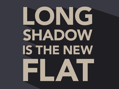 Long Shadow in Flat Design-50