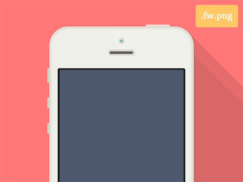 Long Shadow in Flat Design-7