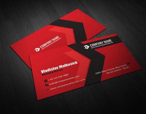 Business Cards Design - 10