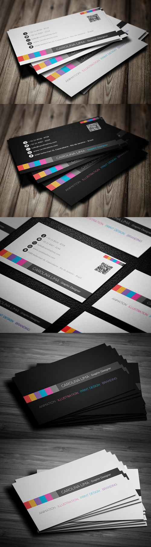 Business Cards Design - 12
