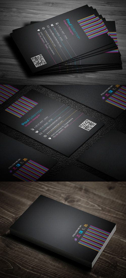 Business Cards Design - 15