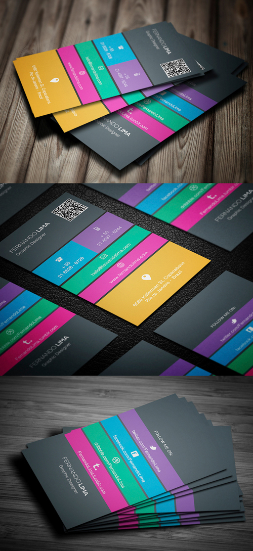 Business Cards Design - 20