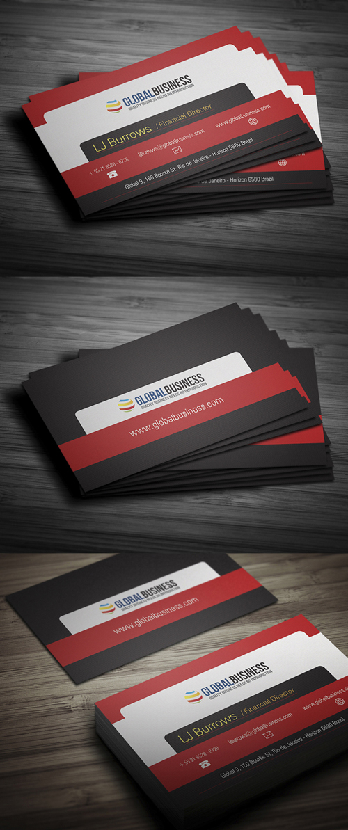 Business Cards Design - 22