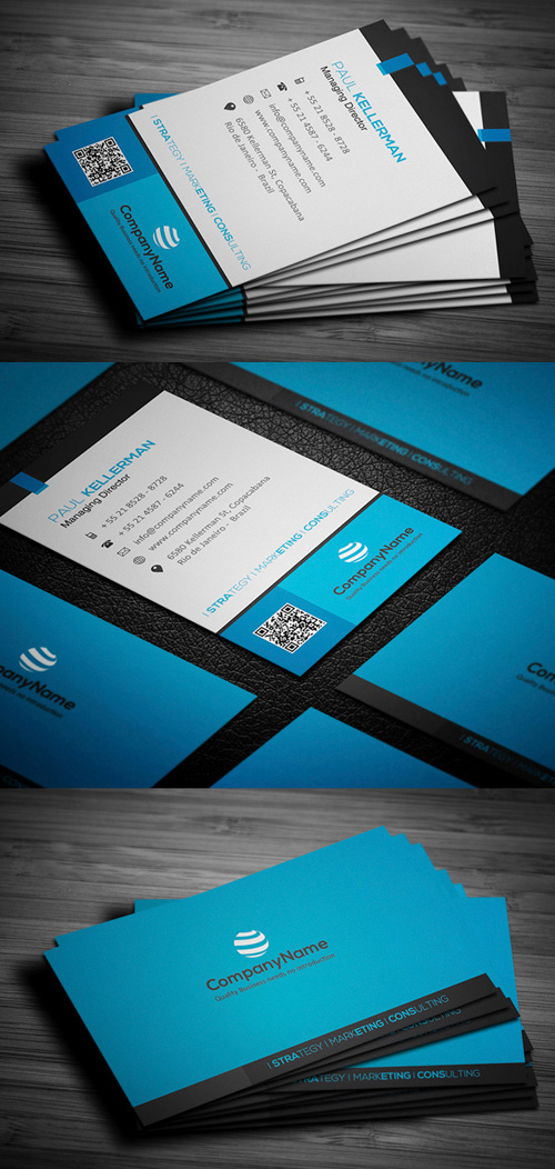 Business Cards Design - 3