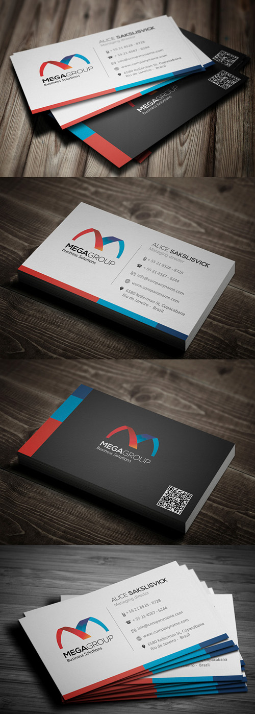 Business Cards Design - 4