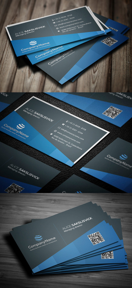 Business Cards Design - 5