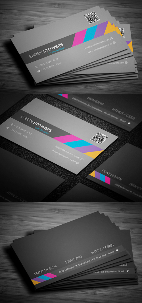 Business Cards Design - 6
