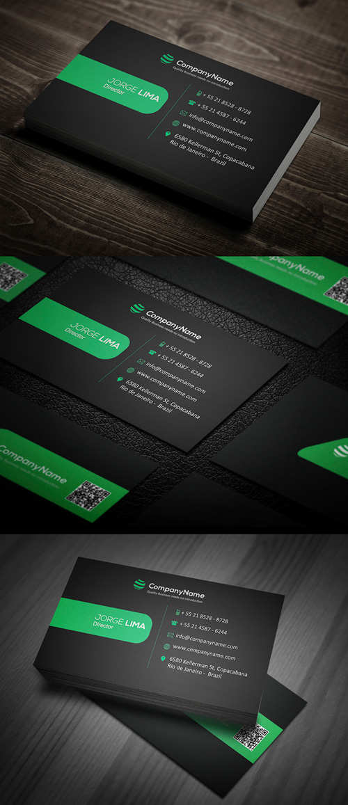 Business Cards Design - 9