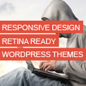 Post Thumbnail of Responsive Design / Retina Ready WordPress Themes