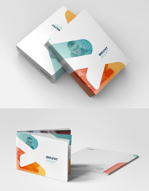 Beunit Business card