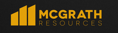 McGrath Resources Logo Design