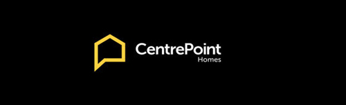 CentrePoint Homes Logo Design