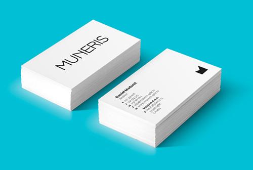 Muneris Business card