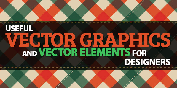 30 Useful Free Vector Graphics & Vector Elements for Designers