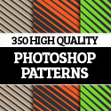 Ultimate Collection Of Photoshop Patterns: 350  Hi-Qty Patterns ...