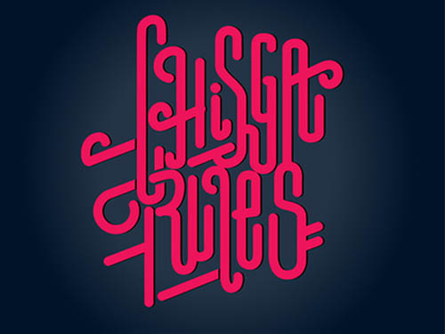 Typography Designs - 14