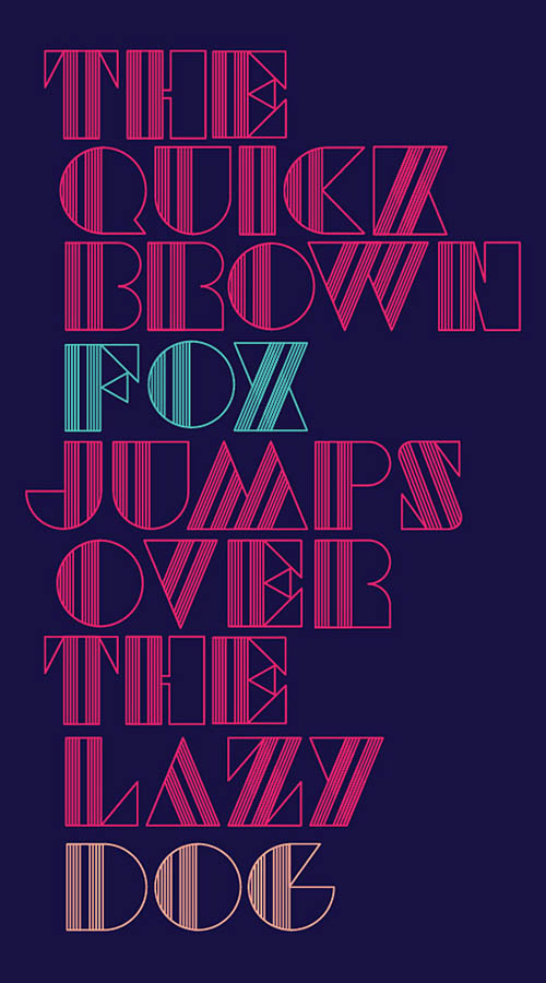 Typography Designs - 19