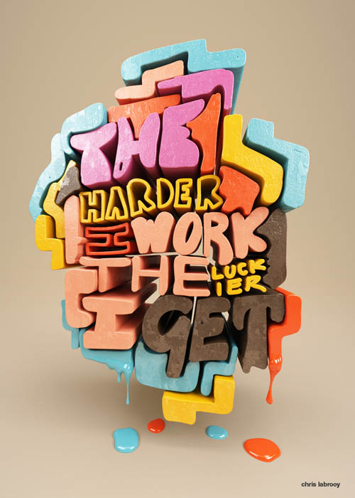 Typography Designs - 2