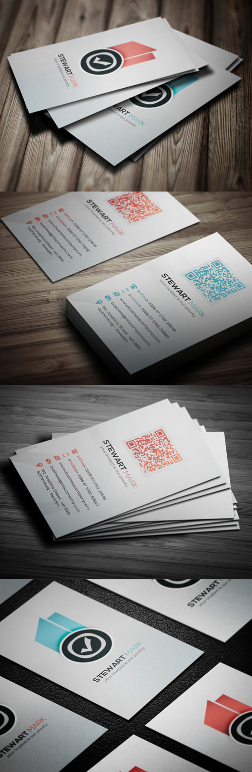 Creative Design Business Card