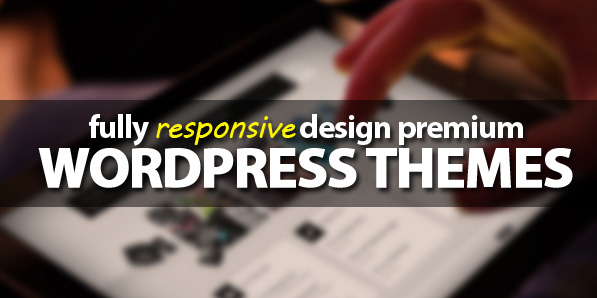 Fully Responsive Design Premium WordPress Themes