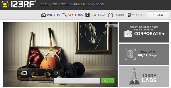 Top 10 Awesome Stock Photo Agencies