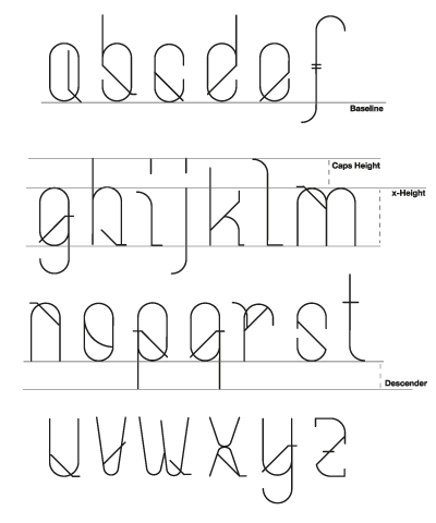 Bouh Type - free font Typography