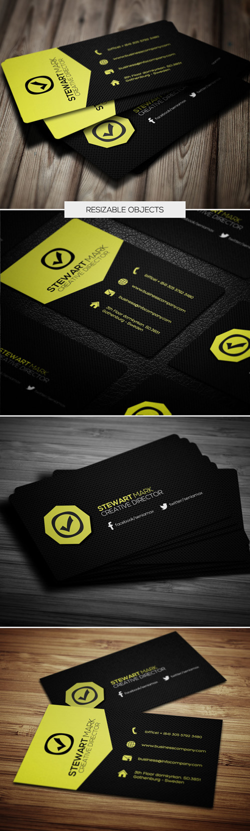 Creative Card for Corporate Business
