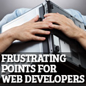 Post Thumbnail of Frustrating Points for Web Developers