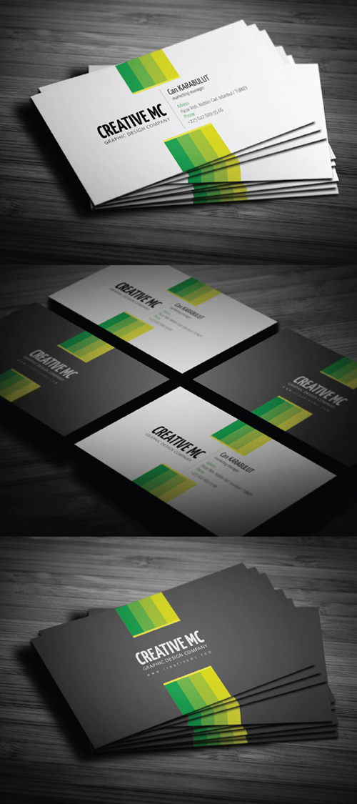 Business Card Design 10